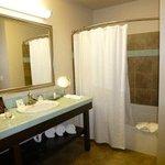 Bathroom of One Bedroom King Suite