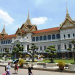 Grand Palace located 10 min walk away from the hotel