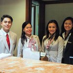 Hotel Front Desk Staff
