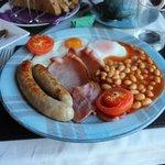 Full House Breakfast