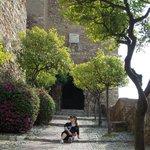 Porta dell' Alcazaba