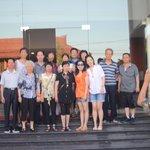 GROUP  TOUR  IN PRIME BIZ HOTEL KUTA BALI