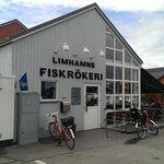 Bild från Limhamns fiskrökeri