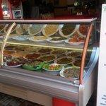 türkish mezes open  Buffet mice
