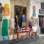 Hera boutiqe in Lindos