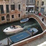 Venice working...