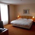 Large fifth floor bedroom