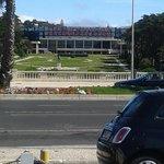 Casino Estoril - taken standing in train station
