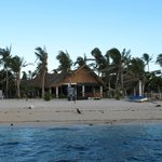quiet beachfront