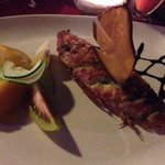 Pesce fresco alla griglia, job fish, semplice e delizioso
