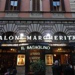 Salone Margherita, Via dei Due Macelli, 75