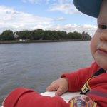 Kids love the boat trips