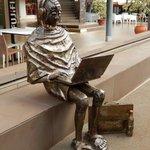 Globalization in bronze