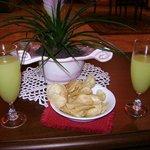 aperitivo in albergo