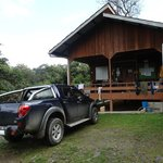 Dorm (100m from dining room)