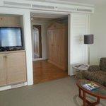 Junir Suite lounge