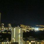 ラナイからの夜景色