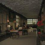 Long Gallery , Haddon Hall