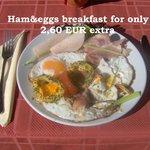 breakfast extra