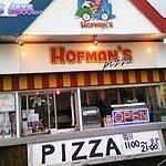 ホフマンズ ピザ 大好き!!