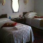 twin bed room on 3rd floor