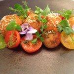 Sundried Tomato Arancini