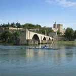 Great views of Avignon