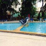 belle piscine!
