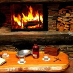 Chalet Mattange ¦ By the Fire