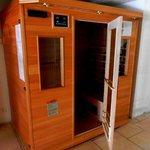 Chalet Jean ¦ Infra Red Sauna