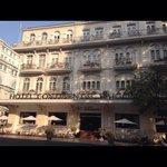 Very nice looking hotel