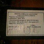 la distillerie de grappa