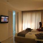 Our apartment suite