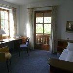 Spacious single room with balcony