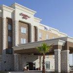Hampton Inn Hotel in Carrizo Springs