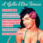 Summer Party at Gallo d'Oro Terrace
