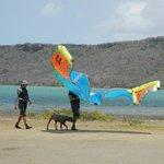 Kite lesson #2