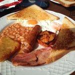 Breakfast...yummy!!
