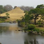 水前寺公園の「富士山」