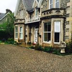 Beautiful traditional Scottish B&B