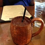 Moscow Mule...made with Gin