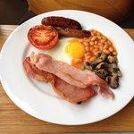 Een heerlijk Engels ontbijt