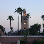 Marrakech im Morgengrauen