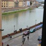 Vista sull'Arno
