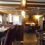 Interior of The White Horse Inn