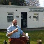 The Sandwich Station, Lochranza. Best sandwiches anywhere