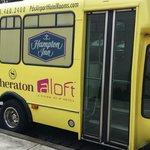 Sheraton Shared Ride Van