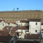 Palazzo Pitti, plus grand palais d'Italie
