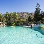 地中海公園溫泉飯店
