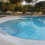 La nuovissima piscina!